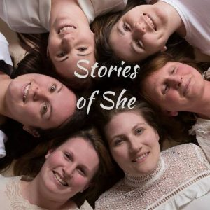 Stories of She book